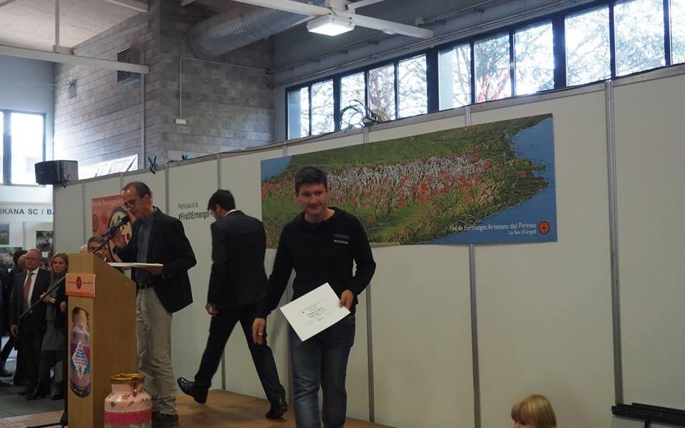 21è Concurs de Formatges Artesans del Pirineu | Fira de Sant Ermengol