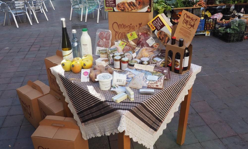 Menja't l'Alt Urgell